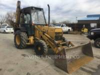 FORD / NEW HOLLAND BACKHOE LOADERS 655D equipment  photo 4