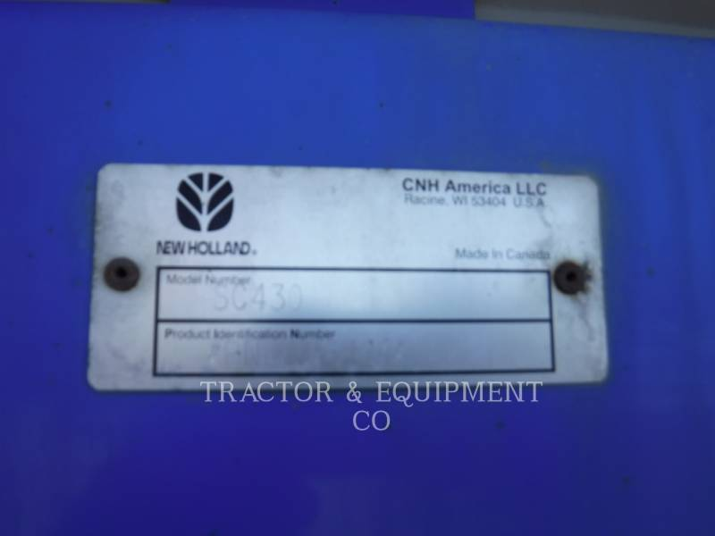 FORD / NEW HOLLAND ROLNICTWO - INNE SD550 equipment  photo 2