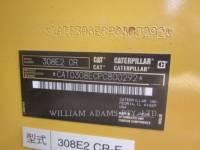 CATERPILLAR EXCAVADORAS DE CADENAS 308E equipment  photo 9