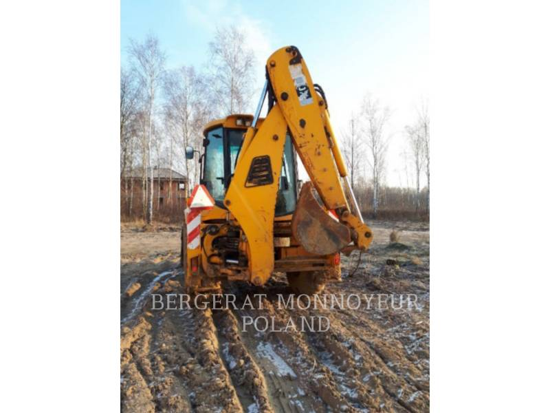 JCB KOPARKO-ŁADOWARKI 4CX equipment  photo 8