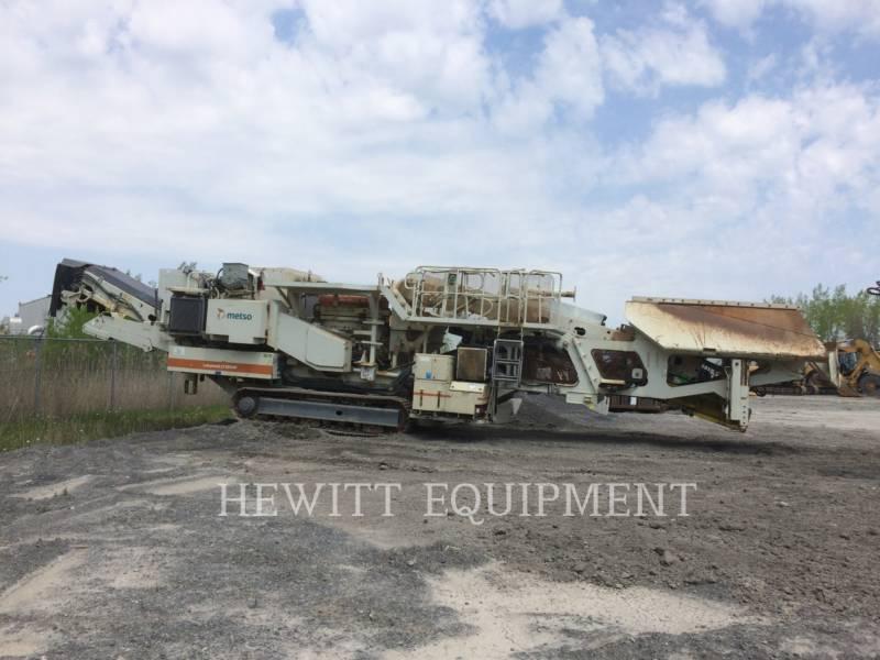 METSO CRUSHERS LT300HP equipment  photo 2
