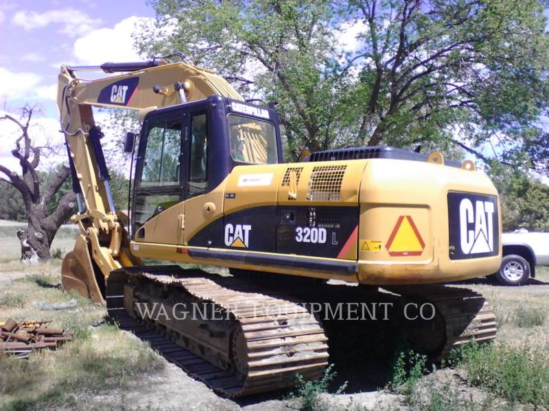 CATERPILLAR TRACK EXCAVATORS 320DL THB equipment  photo 5