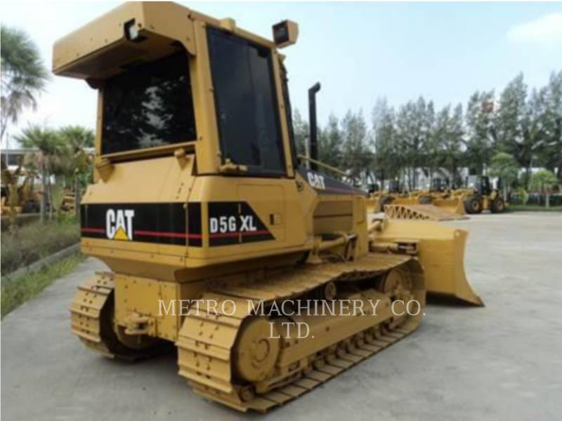 CATERPILLAR CIĄGNIKI GĄSIENICOWE D5GXL equipment  photo 4