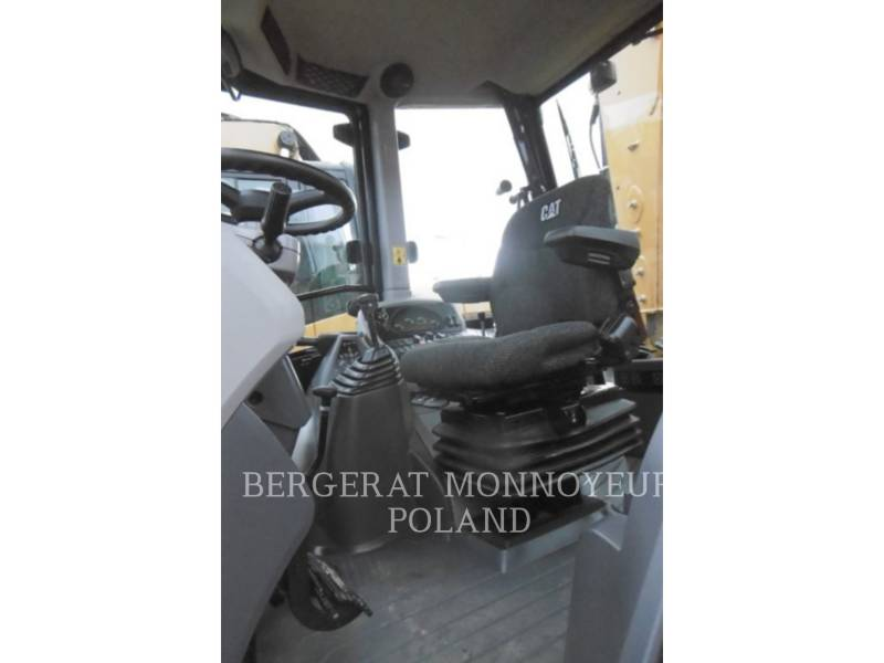 CATERPILLAR CHARGEUSES-PELLETEUSES 428F2 equipment  photo 7