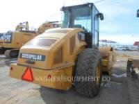 CATERPILLAR コンパクタ CS76 equipment  photo 2