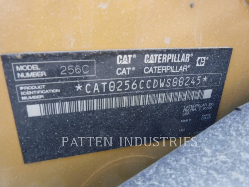 CATERPILLAR MINICARREGADEIRAS 256C 2AIRH equipment  photo 11