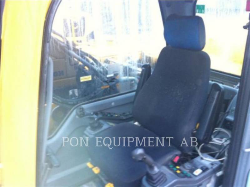 VOLVO CONSTRUCTION EQUIP BRASIL ESCAVADEIRAS EC210 equipment  photo 7