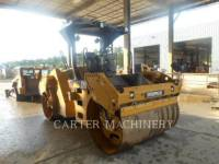 CATERPILLAR コンパクタ CB54 XW equipment  photo 3