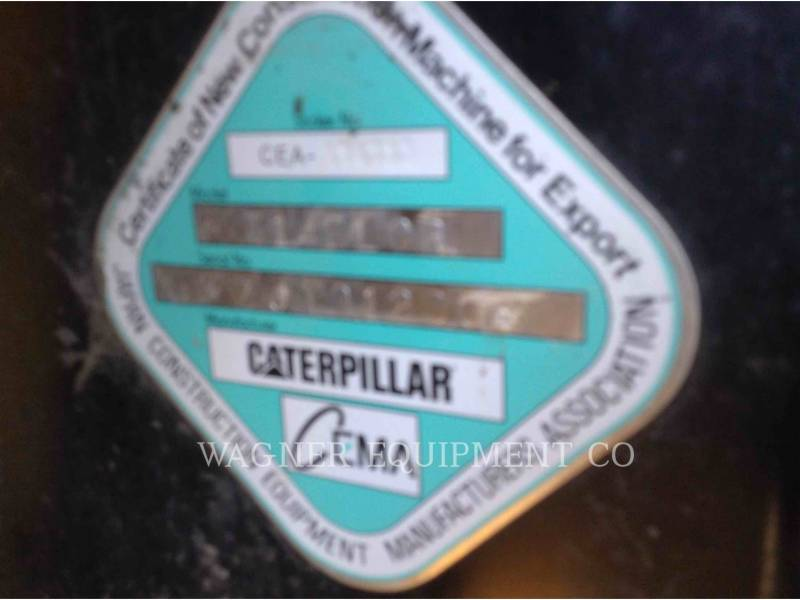 CATERPILLAR ESCAVADEIRAS 314EL CRTC equipment  photo 8