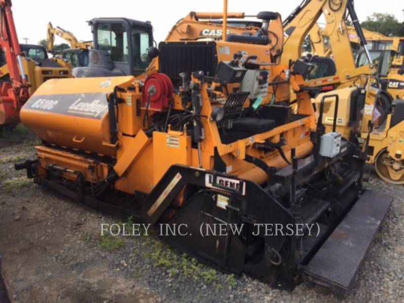 LEE-BOY ASPHALT PAVERS 8510C equipment  photo 2