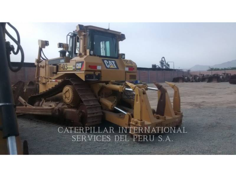 Caterpillar TRACTOARE CU ŞENILE D7RII equipment  photo 4