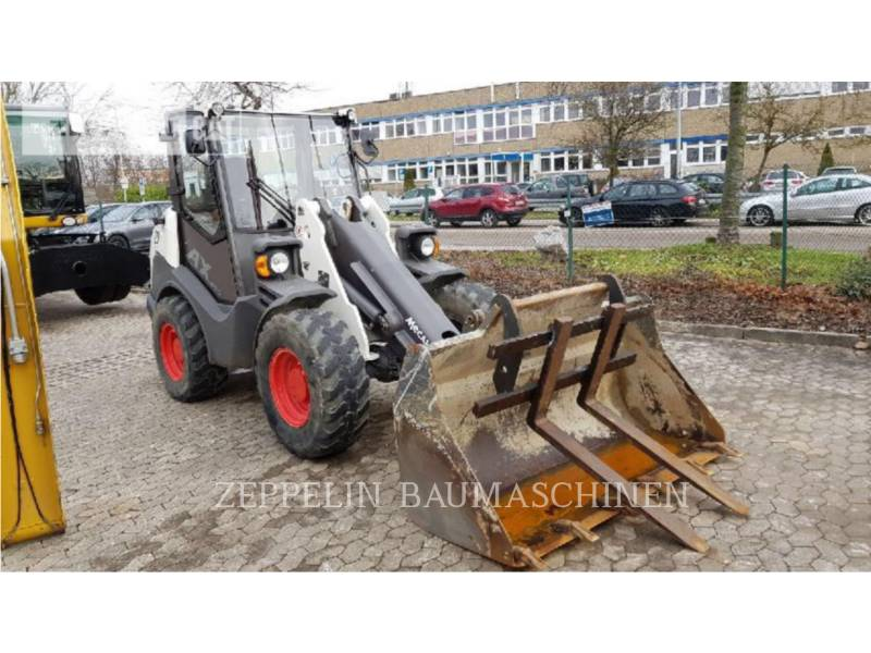 AHLMANN WHEEL LOADERS/INTEGRATED TOOLCARRIERS AX850 equipment  photo 1