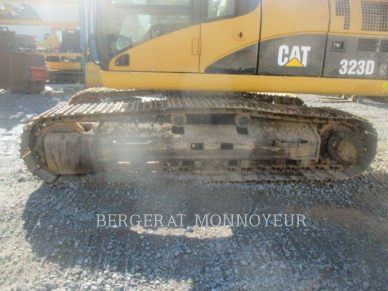 CATERPILLAR KETTEN-HYDRAULIKBAGGER 323D equipment  photo 5
