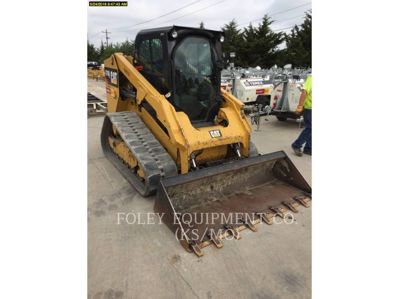 CATERPILLAR CARGADORES MULTITERRENO 279DSTD2CA equipment  photo 2