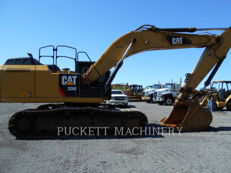 CATERPILLAR 履带式挖掘机 336EL equipment  photo 5