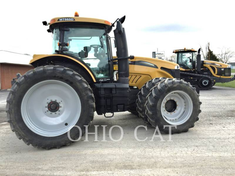 AGCO-CHALLENGER TRATTORI AGRICOLI MT665D equipment  photo 17