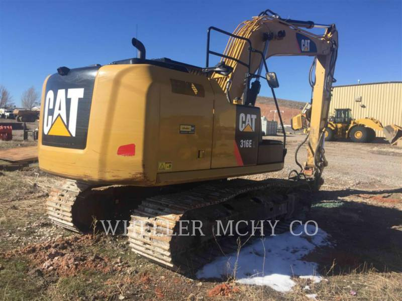 CATERPILLAR ESCAVADEIRAS 316E L CF equipment  photo 3