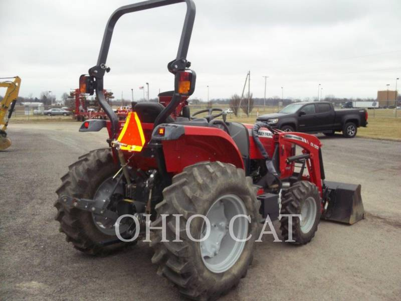 AGCO-MASSEY FERGUSON TRACTEURS AGRICOLES MF1742L equipment  photo 6