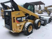 CATERPILLAR CHARGEURS COMPACTS RIGIDES 262D C3-H2 equipment  photo 4