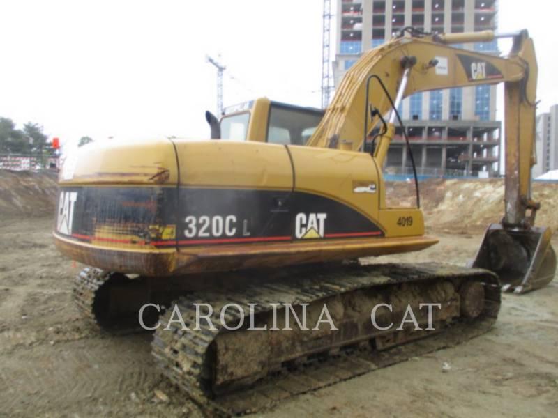 CATERPILLAR ESCAVATORI CINGOLATI 320CL equipment  photo 3