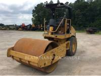 Equipment photo CATERPILLAR CS-433E EINZELVIBRATIONSWALZE, GLATTBANDAGE 1