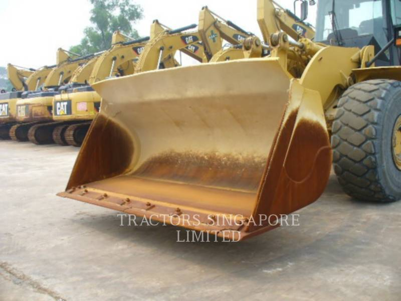 CATERPILLAR WHEEL LOADERS/INTEGRATED TOOLCARRIERS 980H equipment  photo 8