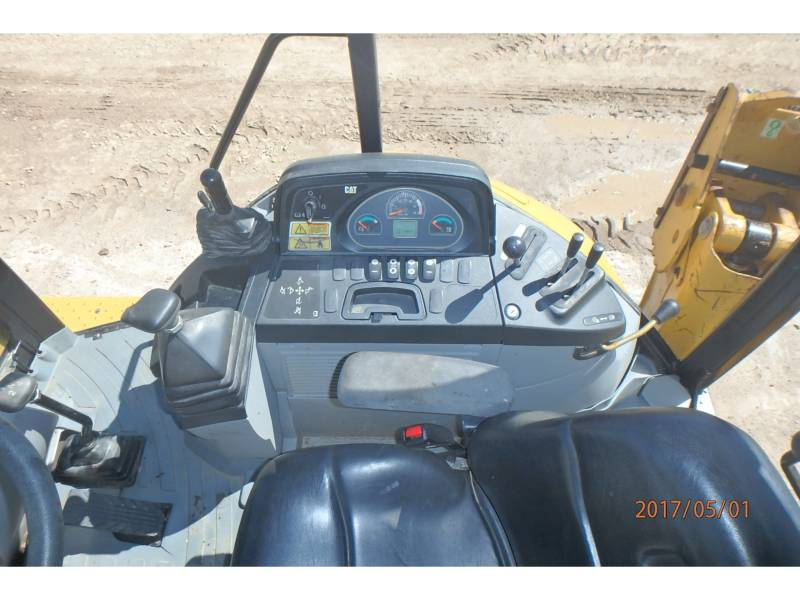 CATERPILLAR BACKHOE LOADERS 416FST equipment  photo 9
