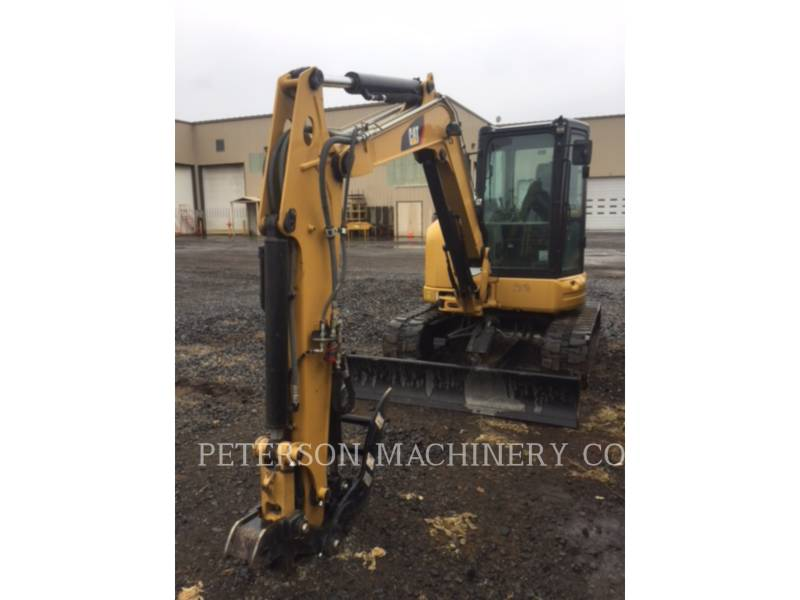 CATERPILLAR KETTEN-HYDRAULIKBAGGER 305.5E2 equipment  photo 2