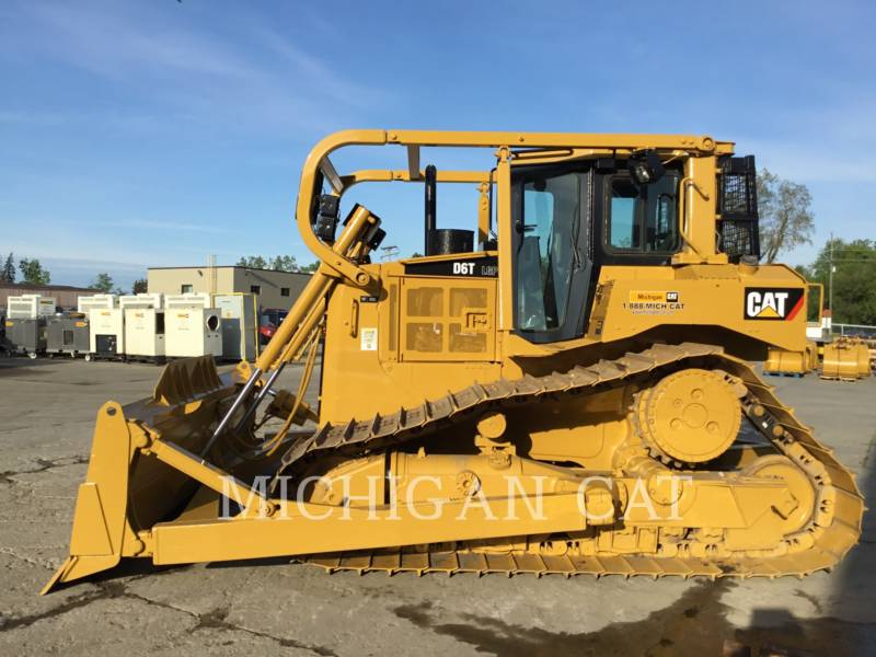 CATERPILLAR TRACK TYPE TRACTORS D6TL C equipment  photo 1