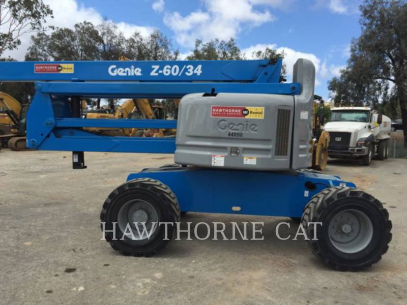 GENIE INDUSTRIES LIFT - BOOM Z60 equipment  photo 7