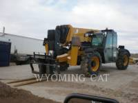 Equipment photo CATERPILLAR TL1255C CHARGEUR À BRAS TÉLESCOPIQUE 1