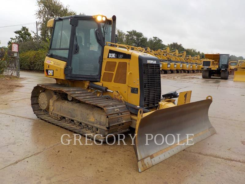 CATERPILLAR TRACK TYPE TRACTORS D3K2 LGP equipment  photo 5