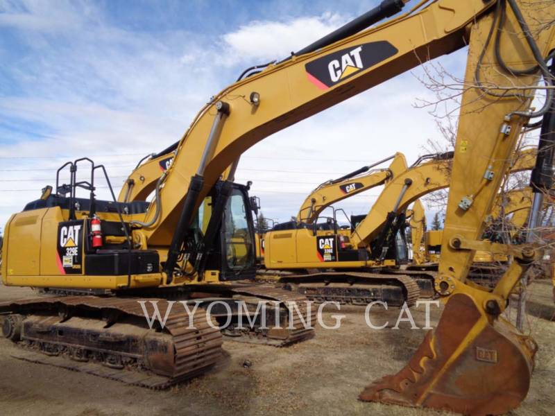 CATERPILLAR トラック油圧ショベル 329EL equipment  photo 4