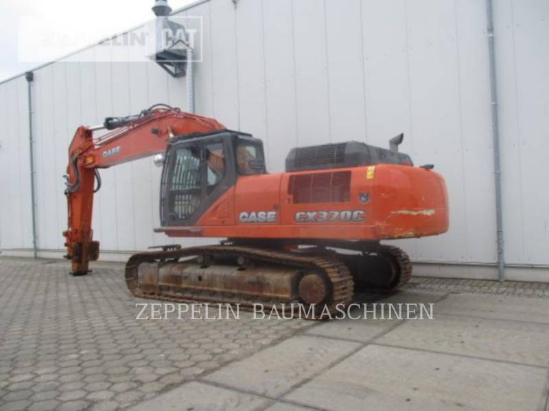 CASE TRACK EXCAVATORS CX370C equipment  photo 2