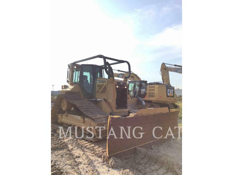 CATERPILLAR KETTENDOZER D6N LGP equipment  photo 4