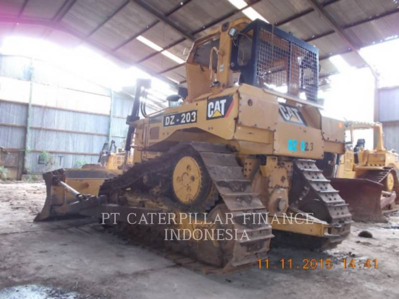 CATERPILLAR TRAKTOR GĄSIENNICOWY KOPALNIANY D6RXL equipment  photo 4