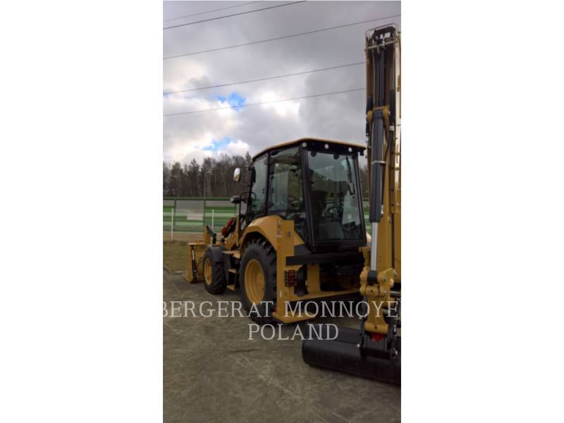 CATERPILLAR KOPARKO-ŁADOWARKI 427F2 equipment  photo 8