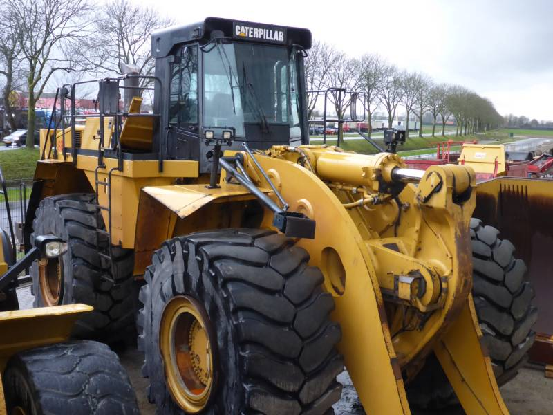 CATERPILLAR WHEEL LOADERS/INTEGRATED TOOLCARRIERS 990H equipment  photo 1
