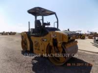 Equipment photo CATERPILLAR CB7 COMPACTEURS TANDEMS VIBRANTS 1