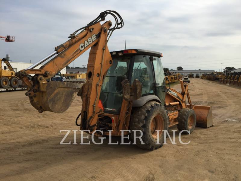 CASE/NEW HOLLAND RETROEXCAVADORAS CARGADORAS 590SUPERM equipment  photo 4