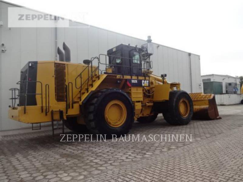 CATERPILLAR WHEEL LOADERS/INTEGRATED TOOLCARRIERS 992KLRC equipment  photo 4