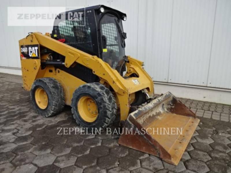 CATERPILLAR ŁADOWARKI ZE STEROWANIEM BURTOWYM 246D equipment  photo 3