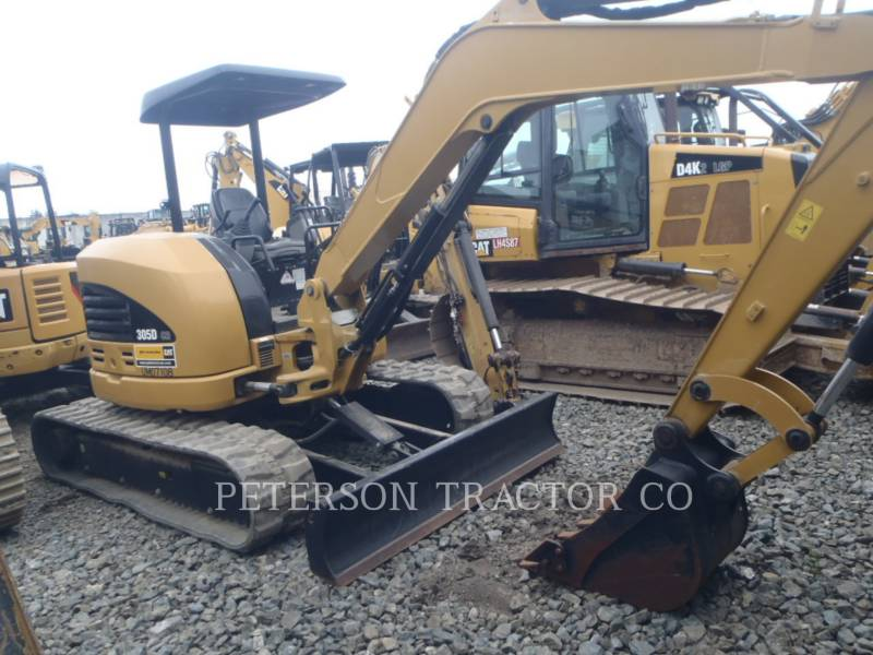 CATERPILLAR ESCAVATORI CINGOLATI 305DCR equipment  photo 2