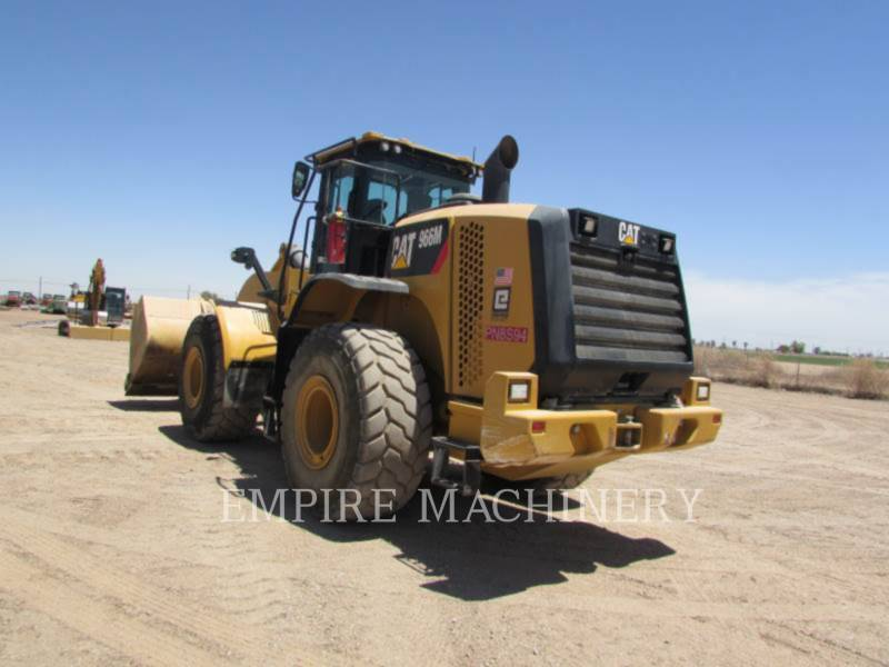 CATERPILLAR WHEEL LOADERS/INTEGRATED TOOLCARRIERS 966M equipment  photo 3