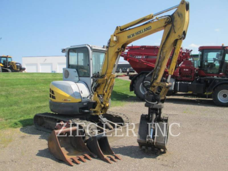 NEW HOLLAND LTD. トラック油圧ショベル E50SR equipment  photo 2