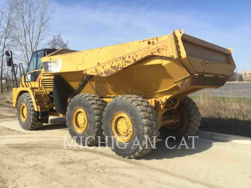 CATERPILLAR CAMIONES ARTICULADOS 730 T equipment  photo 4