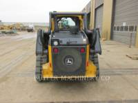 DEERE & CO. SKID STEER LOADERS 323E equipment  photo 4