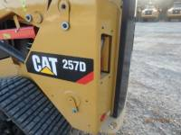 CATERPILLAR CARGADORES MULTITERRENO 257D equipment  photo 24