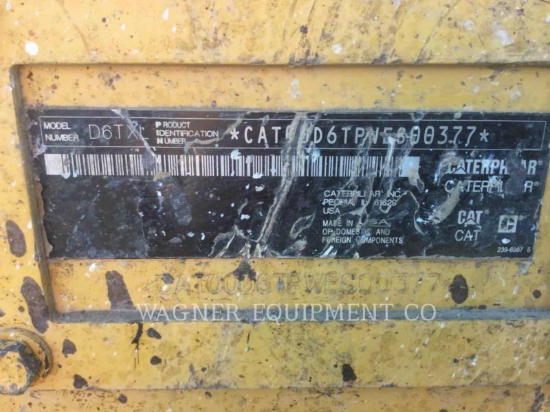 CATERPILLAR KETTENDOZER D6TVP equipment  photo 5