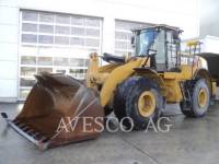 Equipment photo CATERPILLAR 966KXE PALE GOMMATE/PALE GOMMATE MULTIUSO 1